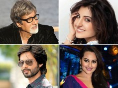 Bollywood Stars Wish 'Eid Mubarak' To Fans On Twitter