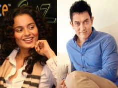 Kangana Ranaut Has Reasons To Vote Aamir Khan Sexy