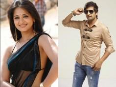 Anushka To Romance Santhanam?