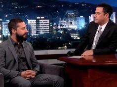 Fury Star Shia LaBeouf Talks About His Arrest & Hitting Brad Pitt