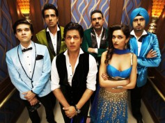 Movie Review: Shahrukh Khan's Happy New Year Not Impressive
