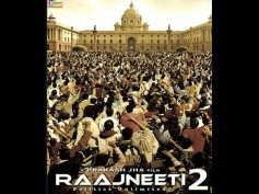 First Look Poster of Prakash Jha's Raajneeti 2