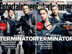 'Terminator: Genisys' First Look Pics Ridiculed On Twitter