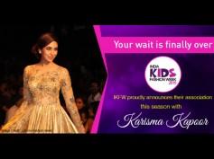 Karisma Kapoor Will Walk The Ramp For India Kids Fashion Week 2015