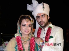 Busy Dia Mirza Has No Time For Honeymoon