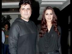 Pics: Aishwarya, Abhishek, Priyanka At Sonali-Goldie Behl Anniversary