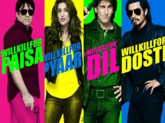Kill Dil Monday (4 Days) Box Office Collection