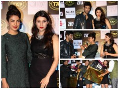 Priyanka Chopra Promotes Cousin Mannara At Zid Music Success Bash
