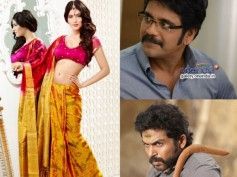 After Karthi And Nagarjuna Is It Shruthi Haasan?