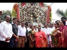 Dr Rajkumar Memorial Inaugurated