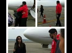 Spotted: Aishwarya Rai-Abhishek Bachchan At Kochi