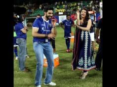PIC: Aishwarya Rai Dances With Abhishek Bachchan