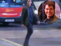 Tom Cruise Escapes Bus Accident In London While Filming