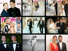 Top 12 Celebrity Weddings of 2014, Scarlett, Angelina, Kim & More