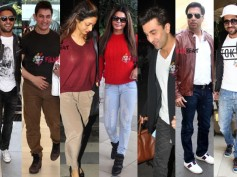 Spotted: Aamir Khan, Ranbir Kapoor, Madhur Bhandarkar, Rakhi Sawant, Sridevi