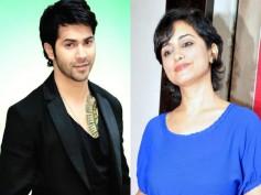 Varun Dhawan Finds Senior Actress Divya Dutta Very Sexy