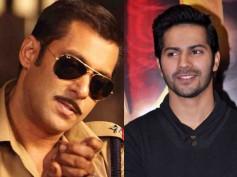 Salman Khan Praises Varun Dhawan In Robin Hood Pandey Style