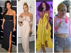 Art Basel Miami 2014: Kim Kardashian, Miley Cyrus & Others