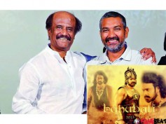 Superstar Rajinikanth Praises Rajamouli For Baahubali