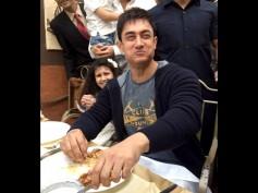 PK: Aamir Khan Relishes Hyderabadi Biryani