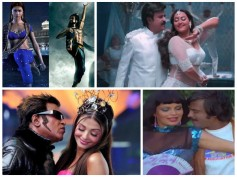 10 Bollywood Actresses Who Romanced Rajinikanth