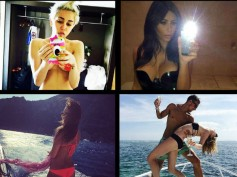 Hottest Celebrity Instagram Pics of 2014