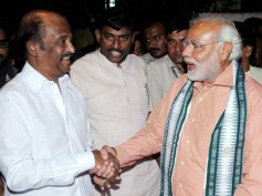 PM's Wish For Rajinikanth!