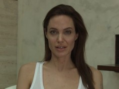 Angelina Jolie Releases Video Announcing: I Have Chicken Pox