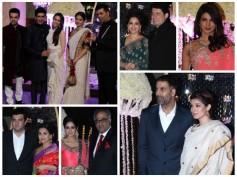 Pics: Akshay Kumar, Priyanka Chopra, Celebs At Manish Malhotra's Niece Reception