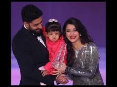 Abhishek Bachchan Happy For Aishwarya Rai!