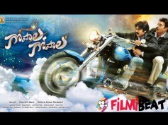 Gopala Gopala Second Look Poster Revealed!