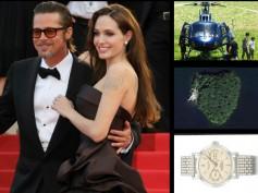Brad Pitt's Birthday: Expensive Gifts From Angelina Jolie