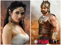 Tamannaah And Prabhas To Fight!