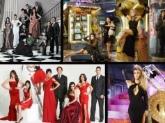 Kardashian/Jenner Christmas Cards in the Years