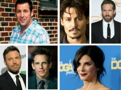 Forbes 10 Most Overpaid Hollywood Actors of 2014: Adam Sandler, Johnny Depp...