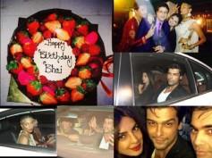 Salman Khan's 49th Birthday Bash: Bigg Boss's Gauhar, Kushal, Diandra Attend! [PHOTOS]