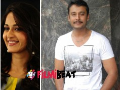 Darshan To Romance Anushka Shetty In Jaggu Dada?
