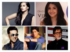 2015: 24 Bollywood Celebrities Wish Happy New Year!