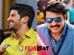 Mammootty's New Year Gift For Dulquer Salmaan