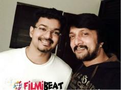 Its Official; Sudeep In Vijay's Puli