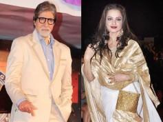 Amitabh Bachchan-Rekha In Shamitabh; No Scenes Together