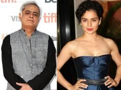 It's Confirmed! Hansal Mehta To Make Biopic With Kangana Ranaut