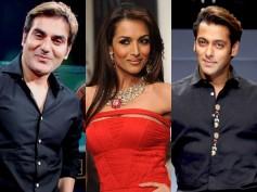 Salman Khan, Malaika Arora Khan My Lucky Charms: Arbaaz Khan
