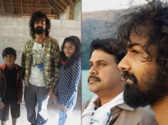 Pranav Mohanlal With Dileep In 'Life Of Josutty'