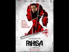 Check Out: Intirguing 'Rahasya' Poster