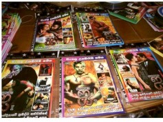 FOUND! Pirate CD Covers Of Vikram's 'I'