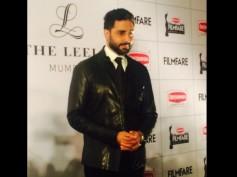 Abhishek Bachchan: Acceptance Speech Ready For Filmfare Awards