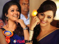 Nayantara's Surprise For Manju Warrier