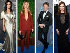 Critics' Choice Awards 2015 Red Carpet: Angelina Jolie, Jennifer Aniston...