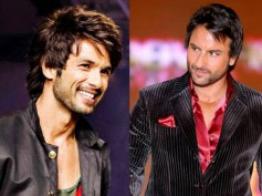 Shahid Kapoor Replaces Saif Ali Khan As The Womaniser